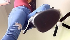 Giantess Teases