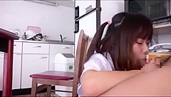 Fantastic Japanese model in Wild JAV scene exclusive version