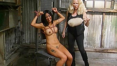 Nicole Oring Tickled Tortured and Teased by Mistress D