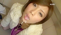 Fabulous Japanese model in Hottest Dildos/Toys, Lingerie JAV clip