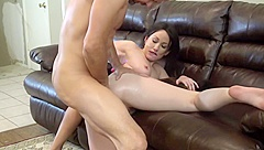 Jennifer White is your Dirty slut taking your cock in every hole