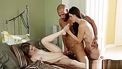 Amazing Milf India Summer And Alice March Pounded Hard