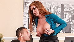 Ivy Secret & Johnny The Kid in Impulse Control Issues - BRAZZERS