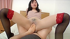 sluty japanese milf rosy pussy fucks with panties - visit AmateurMilfTube com to watch more videos
