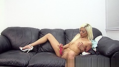 Backroom Casting Couch Deaf Kim