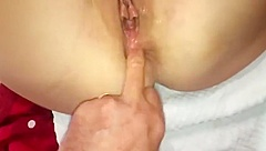 Nasty Old Amateur Babe Hungry For Some Ass Drilling Fun