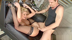 Phoenix Marie Desires His Hard Shaft