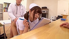 Horny Japanese AV models enjoy a wild orgy