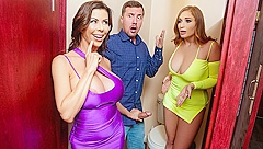 Alexis Fawx & Skylar Snow & Jessy Jones in Club Cougar Joins The Party - RKPrime