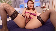 Wild Asian babe Chitose Hara nailed good