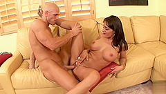 Sexy Rich Milf Cheats on Hubby with Young Stud!
