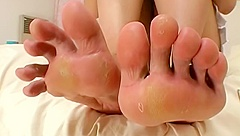 Japanese feet joi