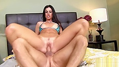 India Summer loves his big boner