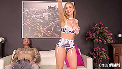 Big Tits Blonde Britney Amber Loves Being Wildly Fucked More Than Anything
