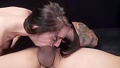 Feet smelling domination and rough slut able to weather his most fierce