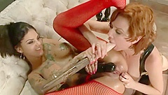 SQUIRT ANAL-Bonnie Rotten and Veronica Avluv