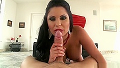 Latina sex video featuring Mick Blue and Sophia Lomeli