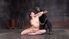 Restrained Sub Dominated Over With Sextoys