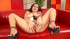 Mindblowingly hot Cory solo - CzechSuperStars